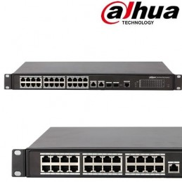 Switch Industriale PoE 24...
