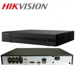 Nvr Hikvision 8 canali PoE...