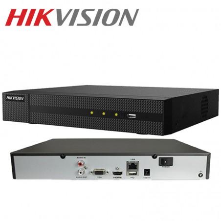 NVR digitale IP 16CH canali Hikvision risoluzione Ultra HD 4K
