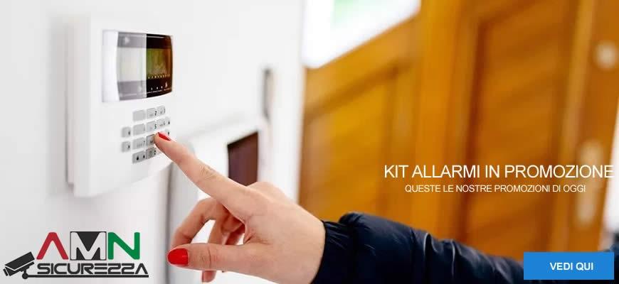 Kit Allarmi by AMN Sicurezza